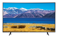 Samsung 43 7-Series Curved 4K UHD TV